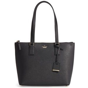 Kate Spade Cameron Street Lucie Leather Tote $298